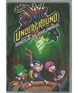 Sonic Underground DVD Secrets Of The Chaos Emer... - $9.99