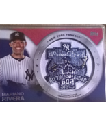 2014 TOPPS COMMERATIVE PATCH  CARD MARIANO RIVE... - $7.99
