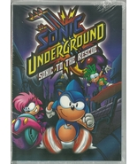Sonic Underground DVD Sonic To The Rescue Brand... - $8.99