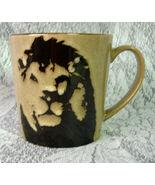 Blue Harbor Lion Safari Coffee Mug 18oz. - $12.00