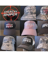 American Sniper Hat Chris Kyle Baseball Cap Adj... - $19.95
