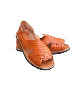 Huarache Sandals UNISEX Mexican Sandals 100% Le... - $29.99