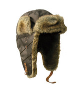 Kakadu  INLANDER  Hat Black Buffalo Leather 9H2... - $69.99
