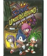Sonic Underground DVD The Queen Aleena Chronicles - $8.99