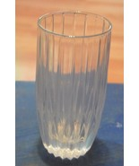 Clear Drinking Glass  5 3/4