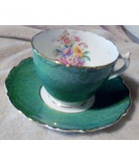 Cup and Saucer Goalport Bone China Made in England - $19.99