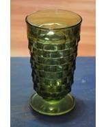 Drinking Glass Green Pedestal - $0.99