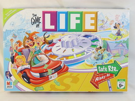 The Game of Life 2007 Board Game Milton Bradley... - $26.61