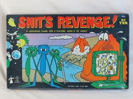 Snit's Revenge! 1980 Board Game TSR Games 100% ... - $78.09