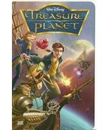 Treasure Planet VHS Walt Disney Animated - $2.99