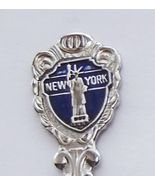 Collector Souvenir Spoon USA New York Statue of... - $8.99