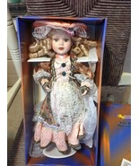 Ashley Belle porcelain doll with box and certif... - $75.00
