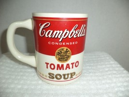Campbell,s Condensed Tomato Soup Coffee Mug - $4.99