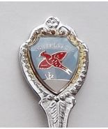 Collector Souvenir Spoon USA South Dakota Ring ... - $8.99
