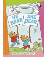 Berenstain Bears Bright and Early Bks.: He Bear... - $0.49