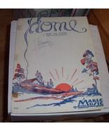 Home Sheet Music by Peter Van Steeden  and Harr... - $0.99