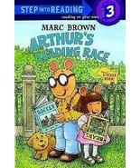 Step into Reading Ser.: Arthur's Reading Race b... - $0.49
