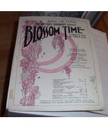 Blossom Time Sheet Music by Dr. A. M. Willner &... - $0.99