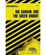 Sir Gawain and the Green Knight by Cliffs Notes... - $0.49