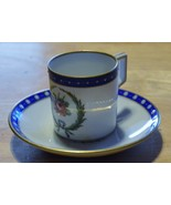 Richard Griners L.C. Cup and Saucer Miniature - $19.99