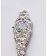 Collector Souvenir Spoon Tulip Easter Spring Ti... - $8.99
