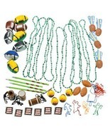 Novelty Football Assortment (50 Piece) Football... - $18.52