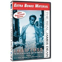 The Real James Dean 50th Anniversary Edition DVDs