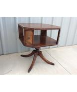 Vintage Antique Henredon Heritage Round Mahogan... - $850.00