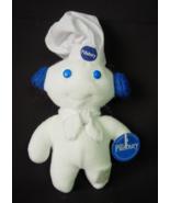 2001 Pillsbury Doughboy Mini Bean Bag Magnet - ... - $4.00