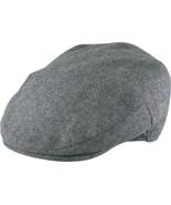 Henschel Wool Blend Ivy League Cap Herringbone ... - $43.00