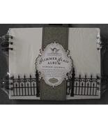 Tattered Angels Glimmer Glass Garden Journal sc... - $19.99