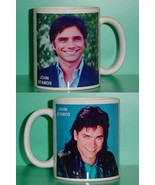 John Stamos 2 Photo Designer Collectible Mug 02 - $14.95