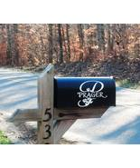 Set of Two (2) Personalized Rural Mailbox Monog... - $16.00