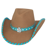 Bullhide See You Again Wool Cowgirl Whipstitche... - $72.00