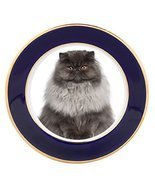 Persian Cat Porcelain Plate [Kitchen] - $36.62