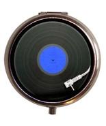 Turntable Pill Box Case Pillbox Record Player L... - $7.43