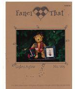 Fanci That Lights Aglow Cross Stitch Pattern Ve... - $4.99