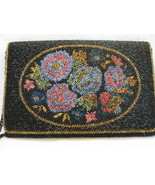 Rectangular Multicolored Beaded Evening Bag New - $27.00