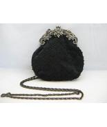 Jessica McClintock Beaded Shimmery Evening Bag New - $18.00