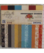 Graphic 45 Steampunk Spells paper pad 36 sheets... - $44.99