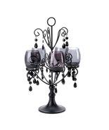 Black Elegant Candelabra - $37.00