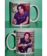 Rick Springfield 2 Photo Designer Collectible Mug - $14.95