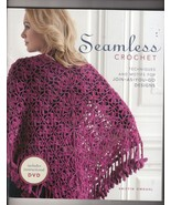 Seamless Crochet SB Book Kristin Omdahl New DVD... - $14.99