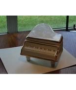 Perugina Bone China Piano Jewelry Box - $21.24