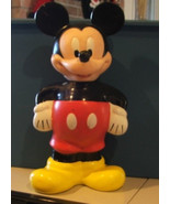 Walt Disney Mickey Mouse Plastic Drink Bottle 1... - $16.99