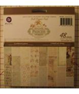Prima Princess 6x6 paper pad 48ct 3 of 16 desig... - $24.99