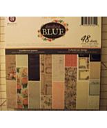 Prima Something Blue 6x6 paper pad 48ct 3 of 16... - $24.99