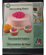 Wilton student cake Decorating Basics kit nib g... - $39.99