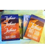 3 Joshua Books in Slip Case Joshua in the Holy ... - $9.99