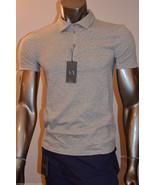 Armani Exchange AX Men's Pima Cotton Polo Shirt... - $49.00
